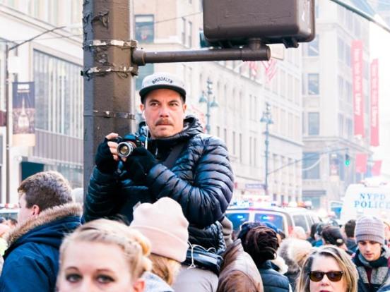 Women_s March Street Photographer