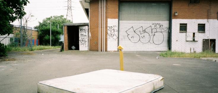 Abandoned Petrol Station (1 of 29)