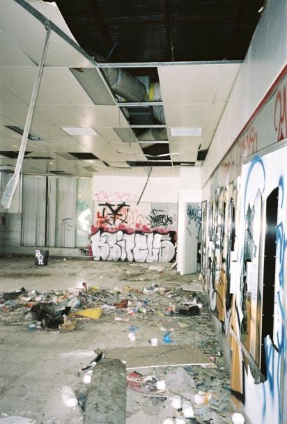 Abandoned Petrol Station (16 of 29)