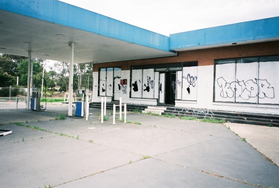 Abandoned Petrol Station (2 of 29)
