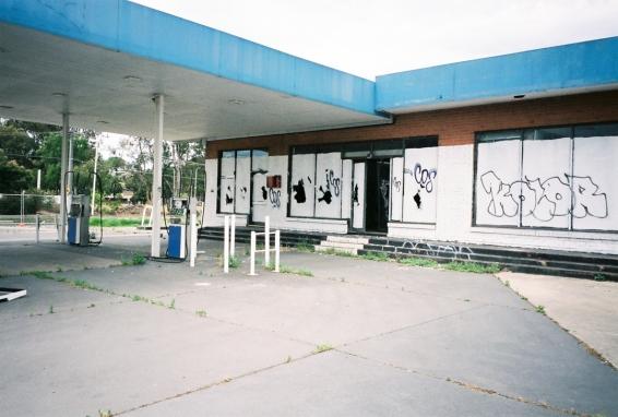 Abandoned Petrol Station (2 of 29)