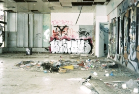 Abandoned Petrol Station (20 of 29)