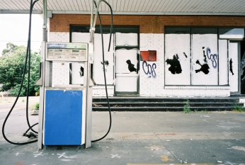 Abandoned Petrol Station (6 of 29)
