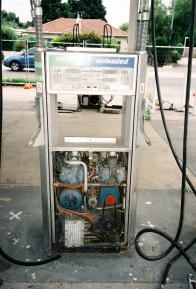 Abandoned Petrol Station (8 of 29)