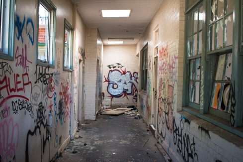 Abandoned School - Digital (1 of 23)