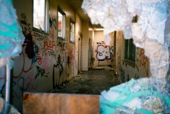 Abandoned School - Film (12 of 32)