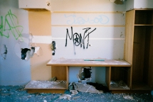Abandoned School - Film (17 of 32)