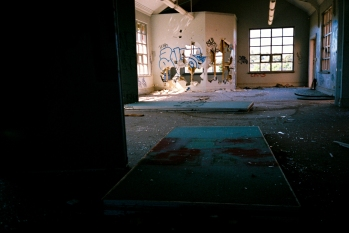 Abandoned School - Film (19 of 32)