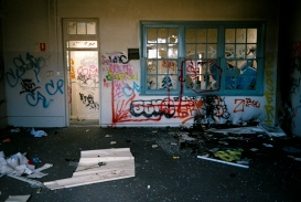 Abandoned School - Film (26 of 32)