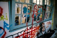 Abandoned School - Film (28 of 32)