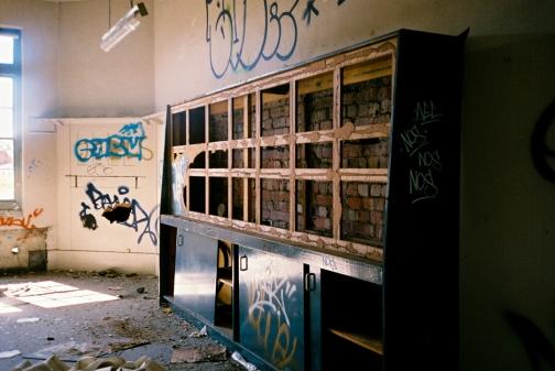 Abandoned School - Film (4 of 32)